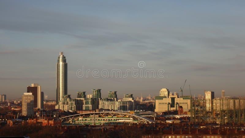 Άποψη 2 του Λονδίνου στοκ φωτογραφία