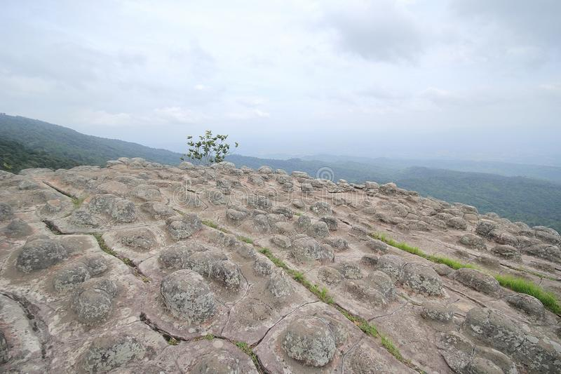 Άποψη Hin Pum Laan στοκ φωτογραφία
