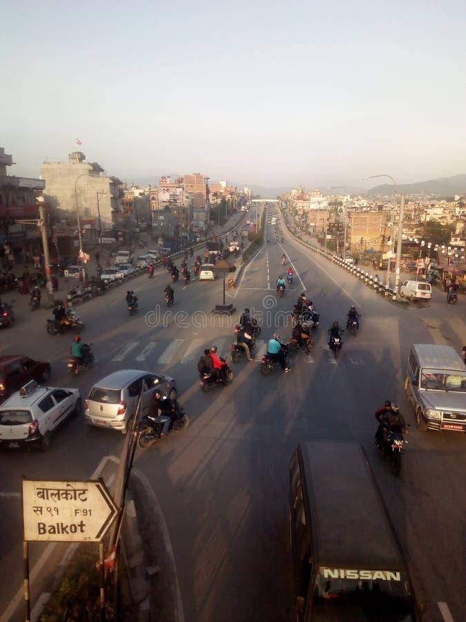 άποψη kawsaltar στοκ εικόνες με δικαίωμα ελεύθερης χρήσης