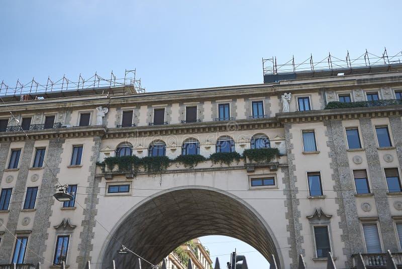 Άποψη Palazzo buonarroti-Carpaccio-Giotto στοκ φωτογραφία με δικαίωμα ελεύθερης χρήσης