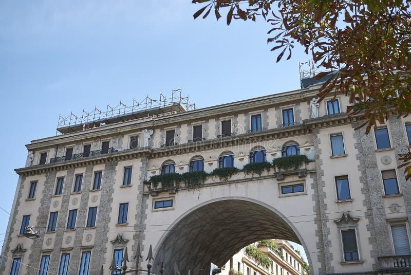 Άποψη Palazzo buonarroti-Carpaccio-Giotto στοκ φωτογραφίες με δικαίωμα ελεύθερης χρήσης