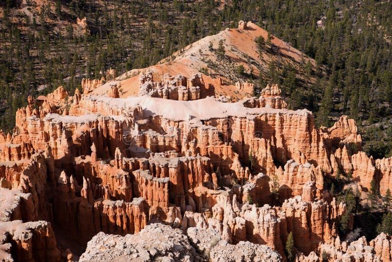 Άποψη Paria, φαράγγι του Bryce στοκ εικόνες με δικαίωμα ελεύθερης χρήσης
