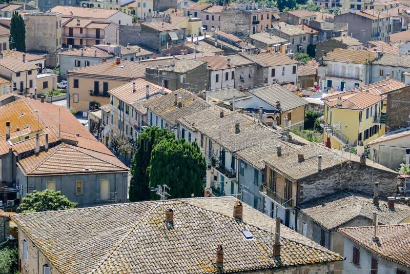 άποψη ronda Ισπανία, ψηφιακή εικόνα φωτογραφιών ως υπόβαθρο στοκ φωτογραφία με δικαίωμα ελεύθερης χρήσης