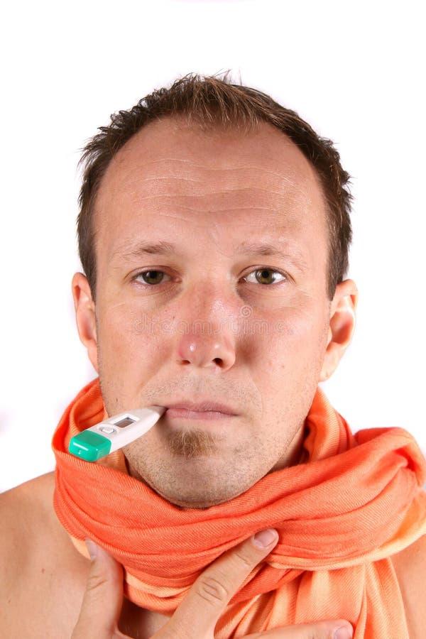 άρρωστες νεολαίες ατόμων στοκ φωτογραφία με δικαίωμα ελεύθερης χρήσης