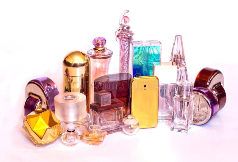 άρωμα μπουκαλιών στοκ φωτογραφία με δικαίωμα ελεύθερης χρήσης