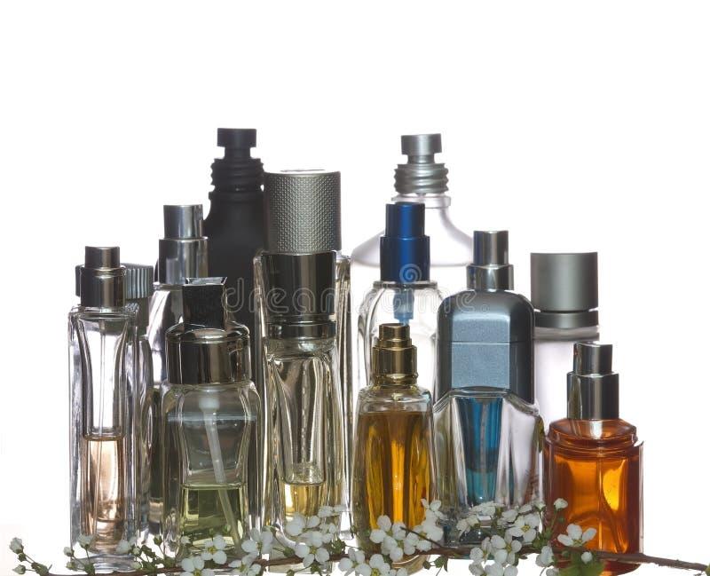 άρωμα fragrances λουλουδιών στοκ φωτογραφίες