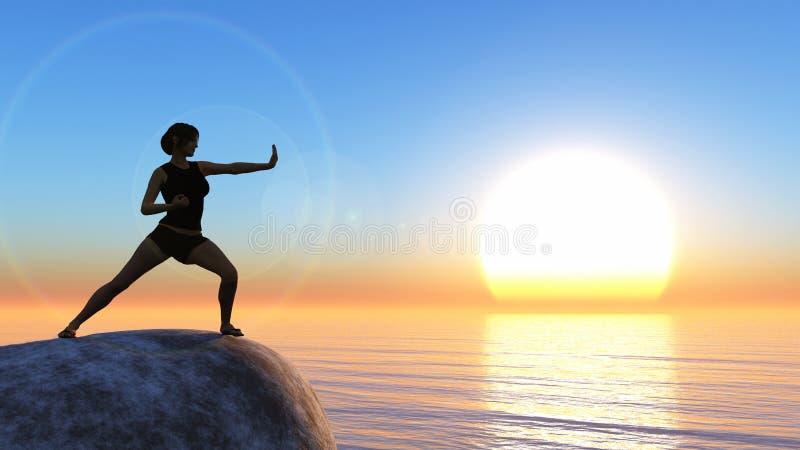 άσκηση γυναικών έννοιας υγείας στοκ εικόνες με δικαίωμα ελεύθερης χρήσης