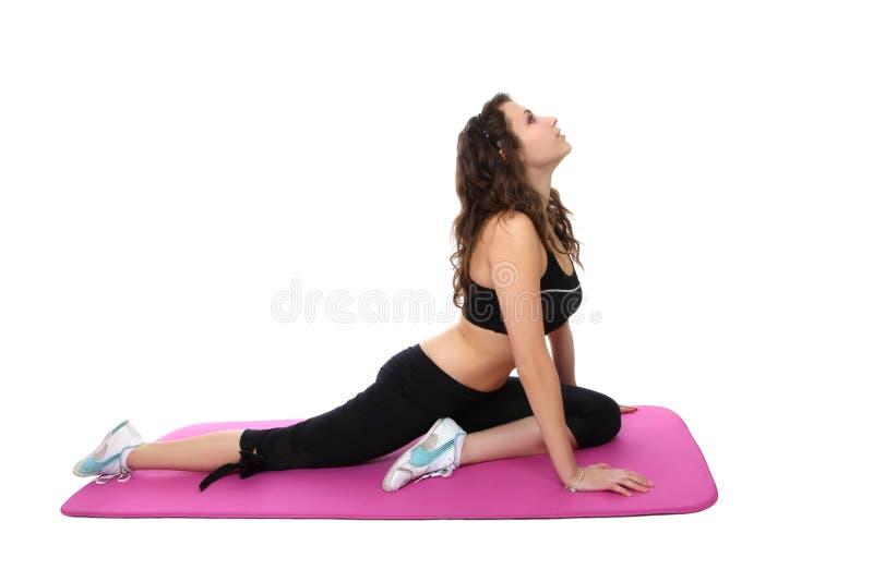 Download άσκηση της γυναίκας ικανό&t Στοκ Εικόνες - εικόνα από μορφή, έννοια: 13180898