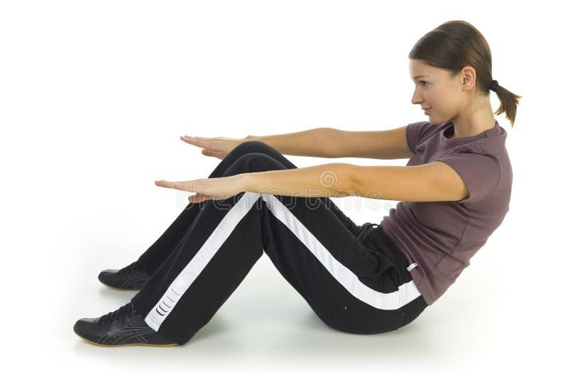άσκηση στοκ φωτογραφίες