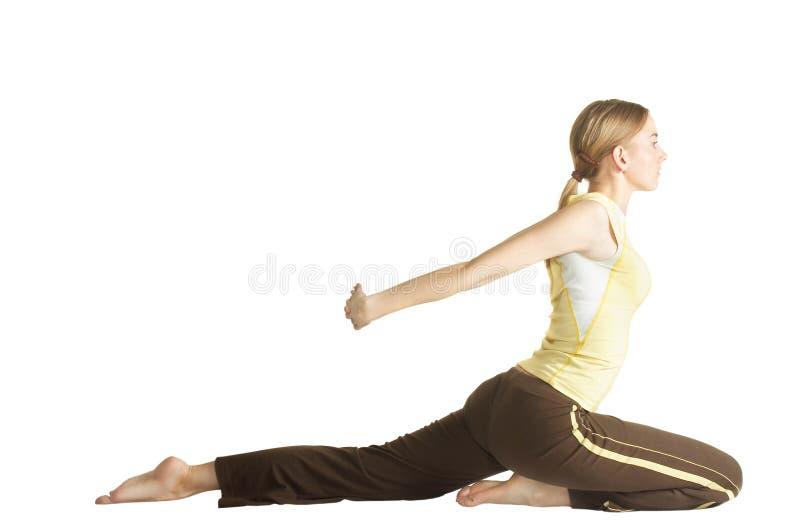 άσκηση στοκ εικόνα