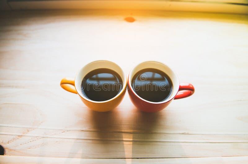 δάσος φλυτζανιών καφέ στοκ εικόνα με δικαίωμα ελεύθερης χρήσης