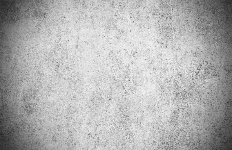 Άσπρες υπόβαθρο και σύσταση τοίχων grunge στοκ εικόνες