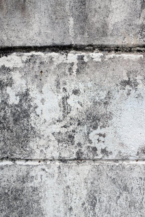Άσπρη βρώμικη σύσταση τούβλου σωρών τοίχων στοκ εικόνες με δικαίωμα ελεύθερης χρήσης