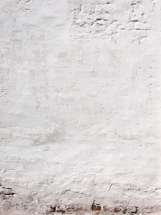 Άσπρος εκλεκτής ποιότητας τουβλότοιχος στοκ εικόνες