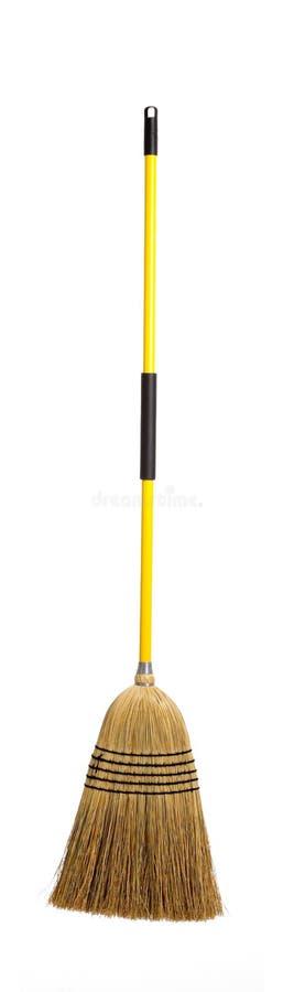 άσπρος κίτρινος αχύρου σ&kapp στοκ εικόνα