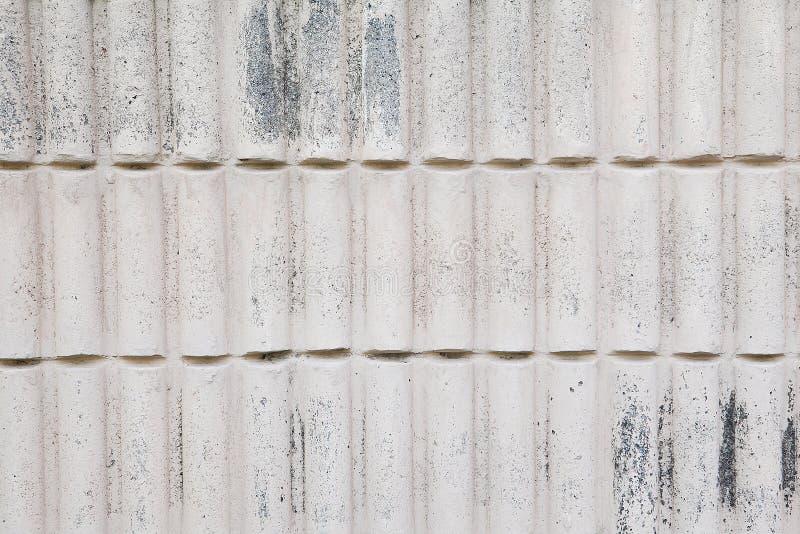 Άσπρος σύγχρονος τουβλότοιχος πετρών που εμφανίζεται στοκ φωτογραφίες με δικαίωμα ελεύθερης χρήσης