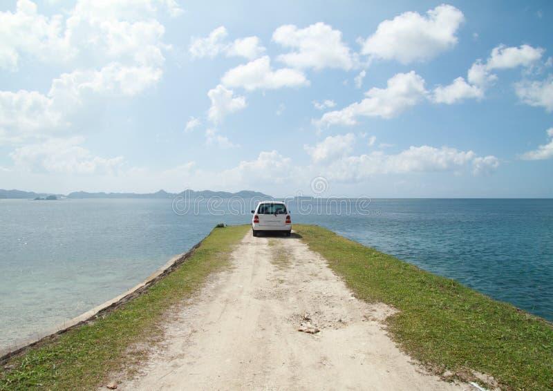 Τέλος του δρόμου στοκ εικόνες με δικαίωμα ελεύθερης χρήσης