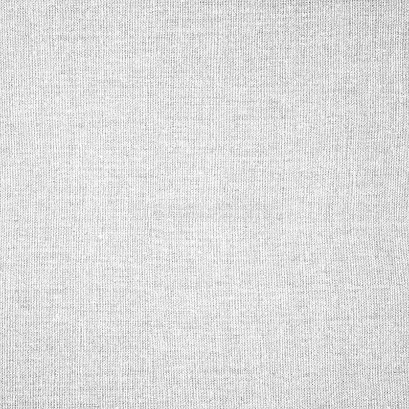 Άσπρο αφηρημένο υπόβαθρο λινού στοκ φωτογραφία με δικαίωμα ελεύθερης χρήσης