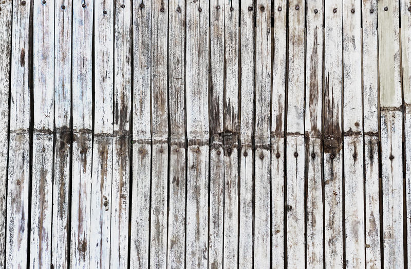Άσπρο εκλεκτής ποιότητας ξύλινο υπόβαθρο στοκ φωτογραφίες