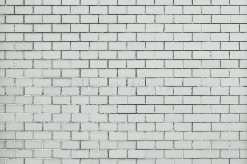 Άσπρο κατασκευασμένο υπόβαθρο τουβλότοιχος στοκ φωτογραφία με δικαίωμα ελεύθερης χρήσης