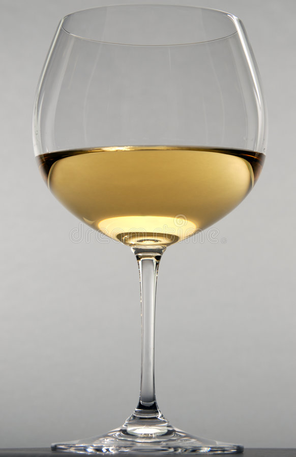 άσπρο κρασί στοκ εικόνες