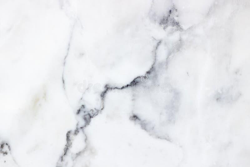 Άσπρο μαρμάρινο σχέδιο υποβάθρου σύστασης στοκ εικόνα
