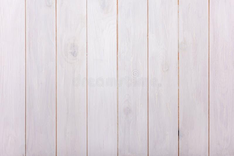 Άσπρο ξύλινο σανίδες ή παρκέ υποβάθρου στοκ εικόνες