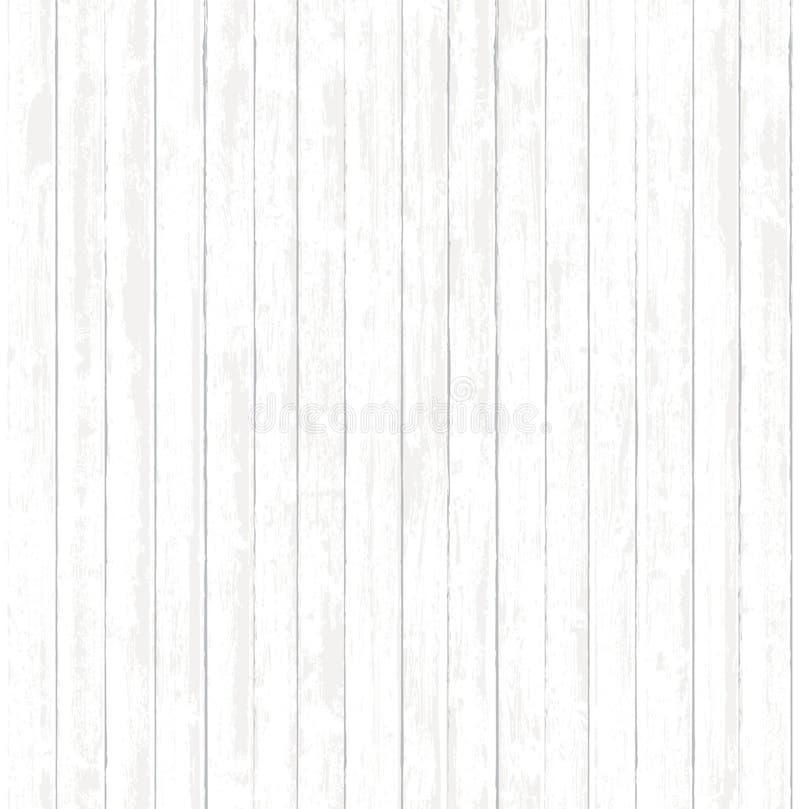 Άσπρο ξύλινο πρότυπο υποβάθρου σύστασης για το σχέδιό σας στοκ φωτογραφία