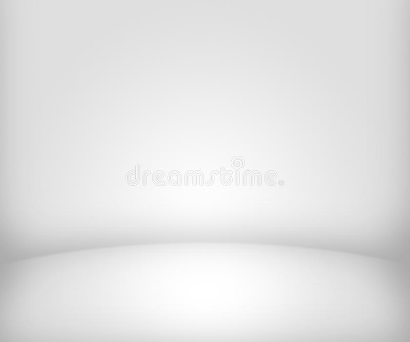 Άσπρο πάτωμα ελεύθερη απεικόνιση δικαιώματος