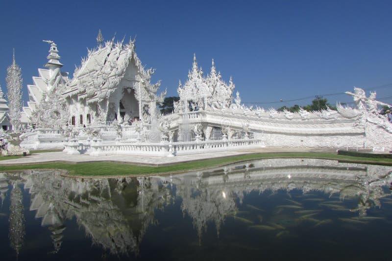 Άσπρο παλάτι στοκ φωτογραφίες
