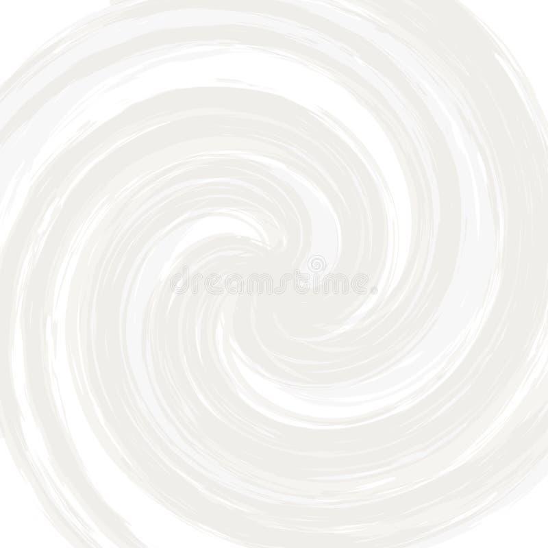 Άσπρο προϊόν καλλυντικών γιαουρτιού γάλακτος απεικόνιση αποθεμάτων