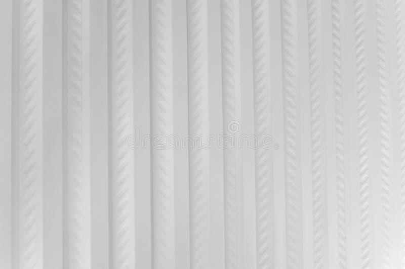 Άσπρο υπόβαθρο σύστασης μετάλλων στοκ φωτογραφία με δικαίωμα ελεύθερης χρήσης