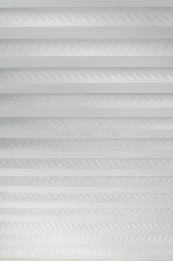 Άσπρο υπόβαθρο σύστασης μετάλλων στοκ εικόνα