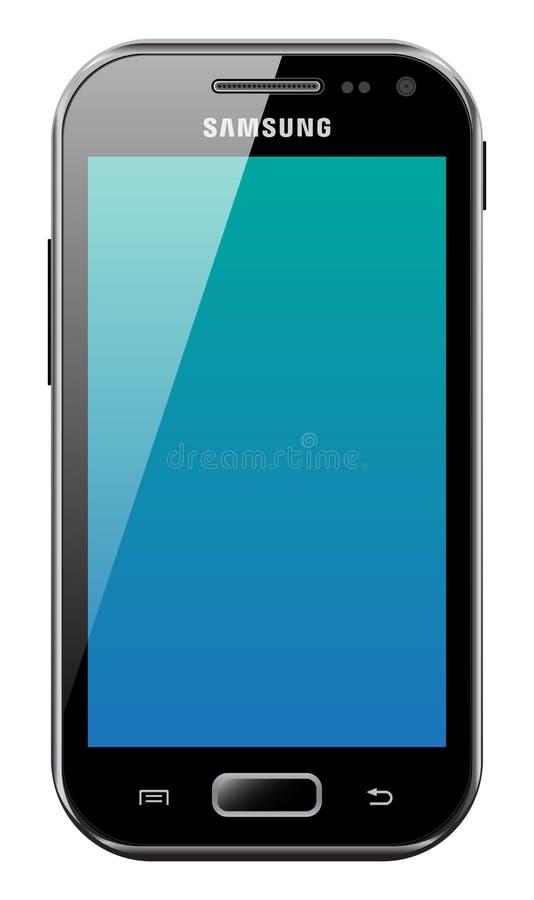 Άσσος 2 γαλαξιών της Samsung απεικόνιση αποθεμάτων