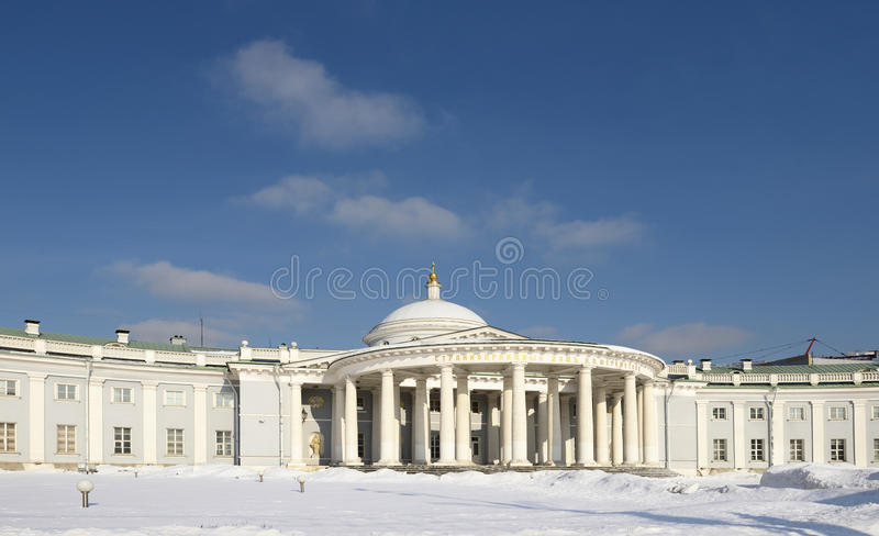 Άσυλο της αρίθμησης Sheremetev στοκ εικόνα με δικαίωμα ελεύθερης χρήσης