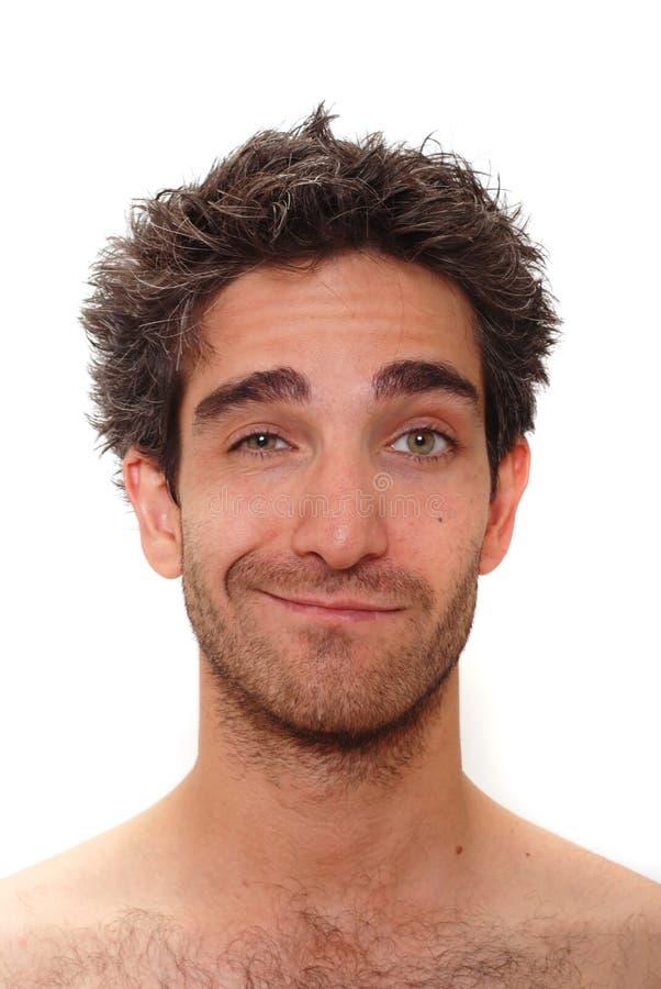 άτομο ανόητο στοκ φωτογραφία με δικαίωμα ελεύθερης χρήσης
