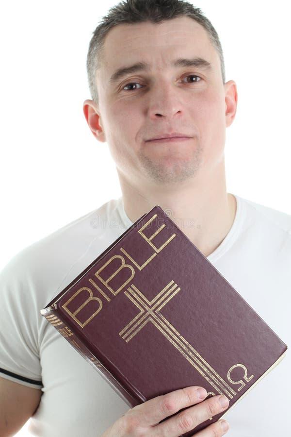 άτομο Βίβλων στοκ φωτογραφίες