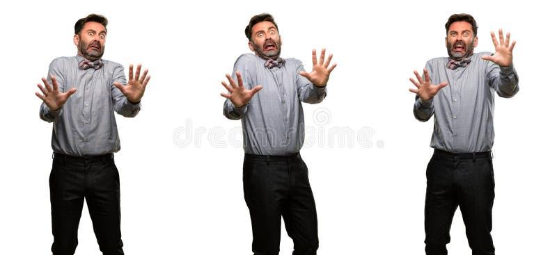 Άτομο Μεσαίωνα που φορά ένα κοστούμι στοκ εικόνες