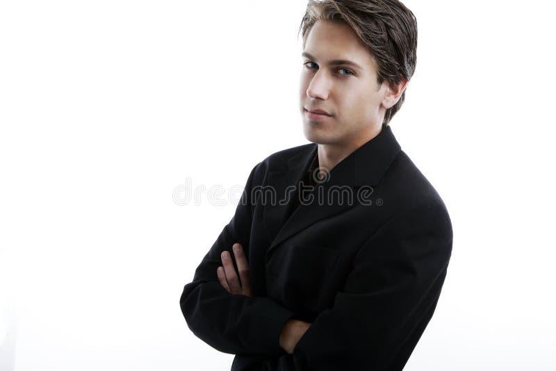 Άτομο με την τοποθέτηση στοκ φωτογραφίες