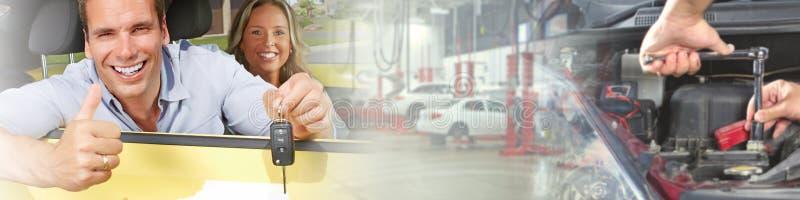 Άτομο οδηγών στοκ εικόνα με δικαίωμα ελεύθερης χρήσης