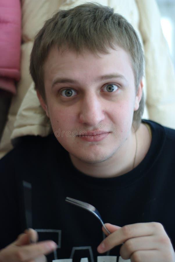 άτομο το mimicry s στοκ φωτογραφία με δικαίωμα ελεύθερης χρήσης