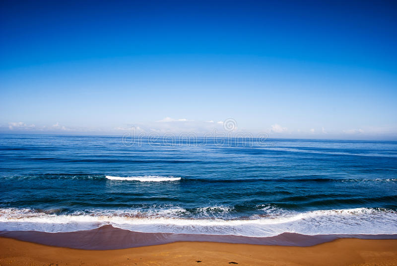 Άτονος ωκεανός στοκ εικόνα
