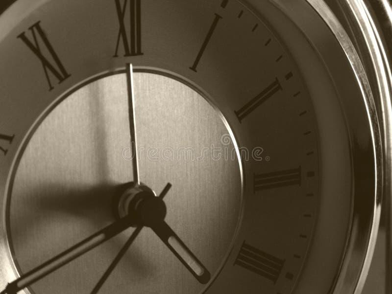 άχρονο ρολόι στοκ φωτογραφίες