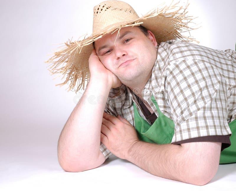 άχυρο ατόμων καπέλων στοκ φωτογραφία με δικαίωμα ελεύθερης χρήσης