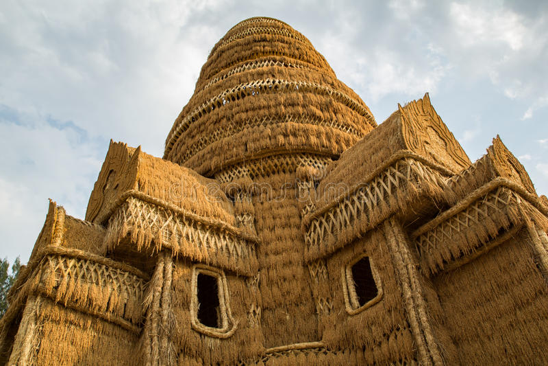 Άχυρο του Castle στοκ φωτογραφίες