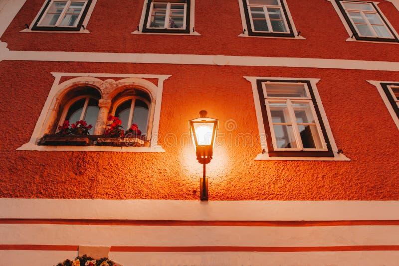 Άλπεις της Αυστρίας Hallstat στοκ φωτογραφίες με δικαίωμα ελεύθερης χρήσης