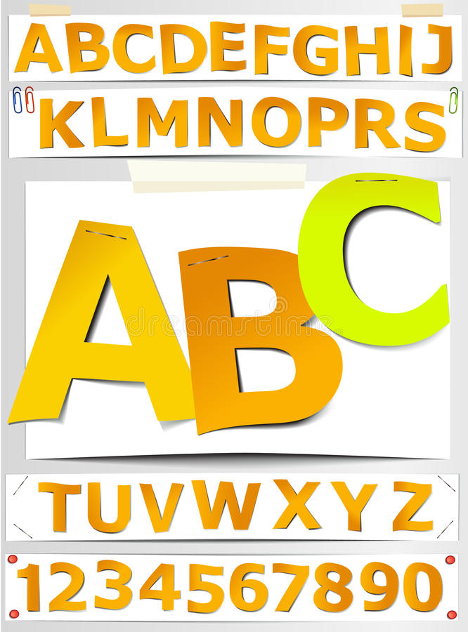 Download έγγραφο επιστολών διανυσματική απεικόνιση. εικονογραφία από σχολείο - 22782319