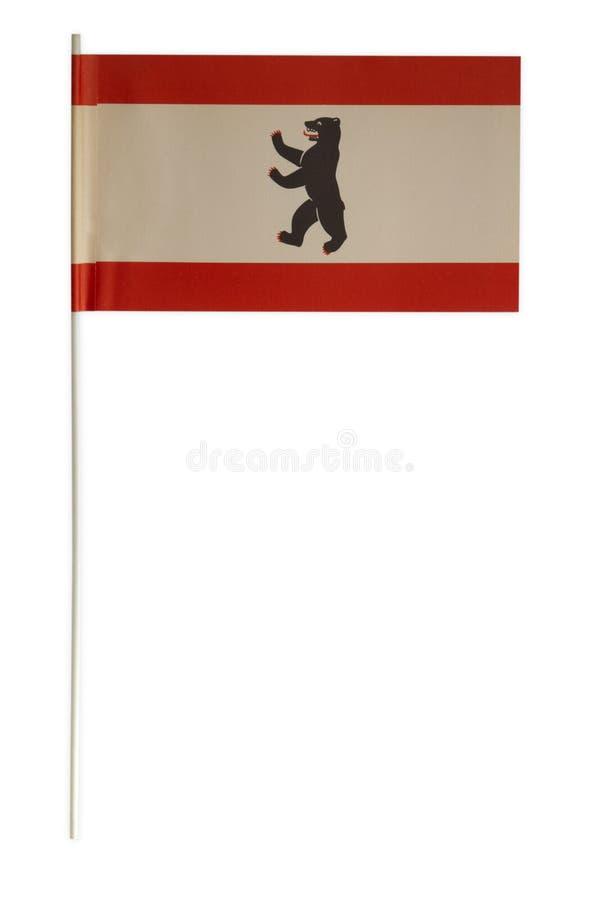 Έγγραφο σημαιών του Βερολίνου στοκ φωτογραφία με δικαίωμα ελεύθερης χρήσης