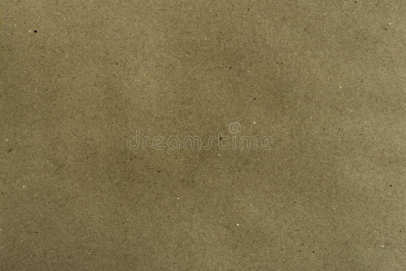 Έγγραφο του Κραφτ σύστασης στοκ εικόνα