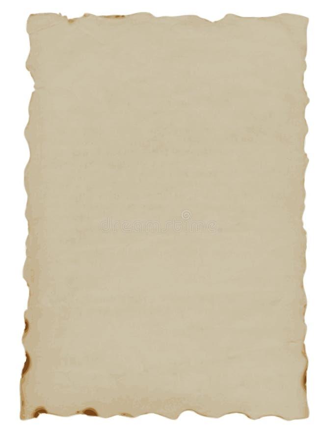 έγγραφο διανυσματική απεικόνιση